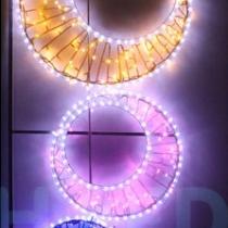 Светодиодная консоль «3 круга»