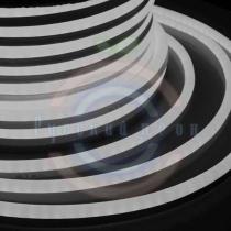 Гибкий неон LED (светодиодный) - белый, бухта 50м