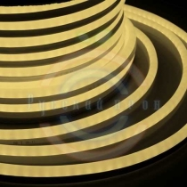 Гибкий неон LED (светодиодный) - тепло-белые, бухта 50м