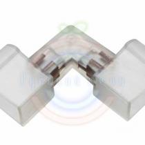 Коннектор для Гибкого неона 12х26, внешний угол (без иглы)