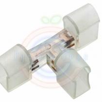 Т-коннектор для Гибкого неона 12х26 (без иглы)