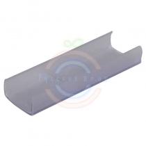 Короб пластиковый для гибкого неона 15х26мм, 5см