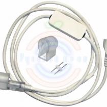 Шнур питания для Гибкого неона 4W (4-х жильный), RGB