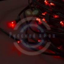 Гирлянда «LED ClipLight» 12V 300мм, цвет диодов красный
