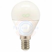 Лампа LED G45 E14, 5W 3000K 420 Lm 220V Premium Lamper