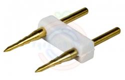 Коннектор для гибкого неона 15х26мм, длина 20см