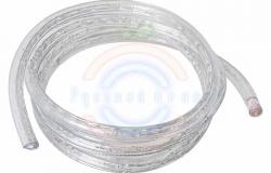 Дюралайт LED (светодиодный), свечение с динамикой (3W) - зеленые, 24 LED/м, бухта 100м